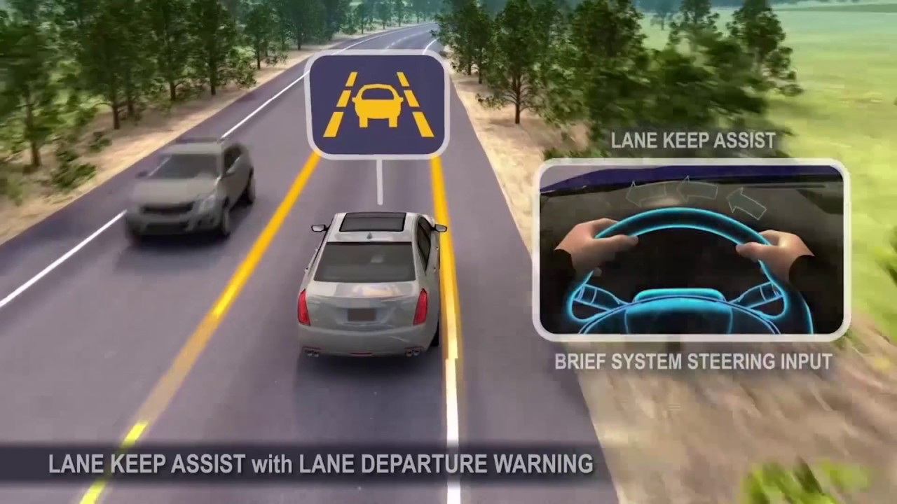 Lane Keep Assist >> How Do I Use Lane Departure Warning With Lane Keep Assist Myholden Connect