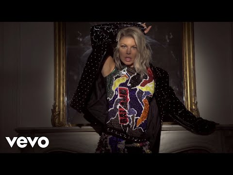 Fergie - Fergie x CR Fashion Book: REDRUM