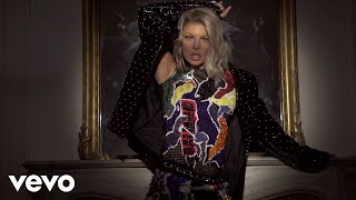 Смотреть клип Fergie - Fergie X Cr Fashion Book: Redrum