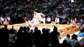 2006年8月「日本大相撲台灣場所」@台北小巨蛋~我推、我推、我推推推!...