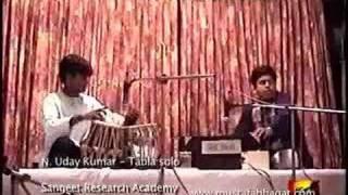 The Biryani Boys - Amazing Tabla with Uday Kumar - SRA Clip I