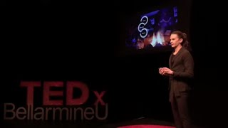 Building through arts and culture toward hope  | Josh Miller | TEDxBellarmineU