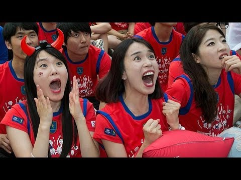 South Korea vs Germany (2-0) Korea Fans React & Celebration After Germany Loss to Korea