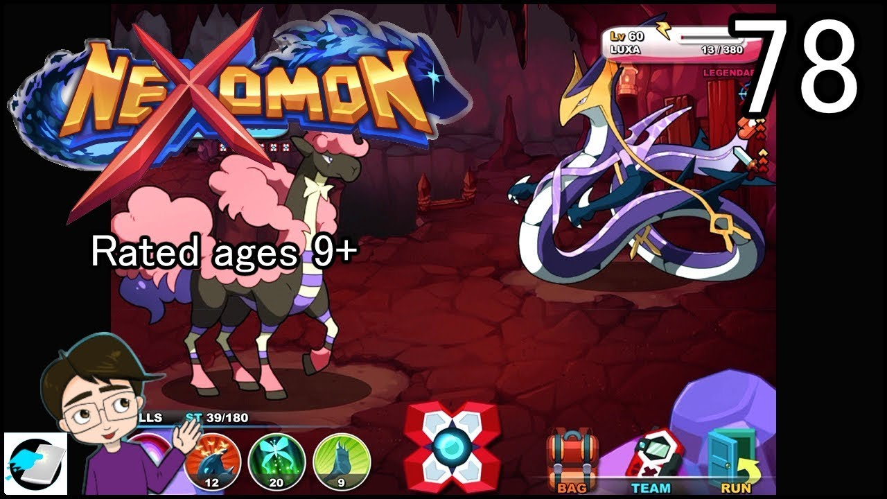 Let's Play Nexomon #78 Final Showdown and Legendary Hunting!