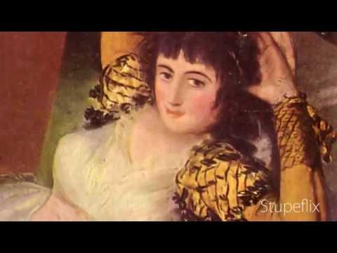 Goya La Maja Vestida Y La Maja Desnuda