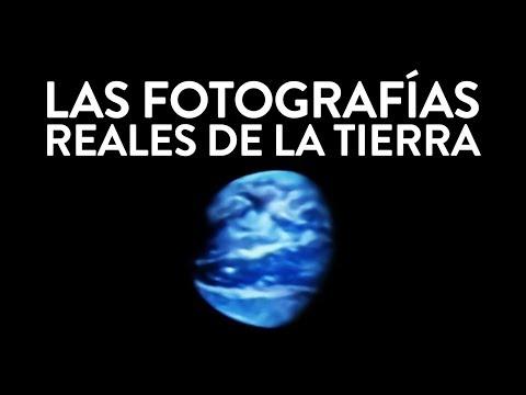 Las Fotografías Reales de la Tierra