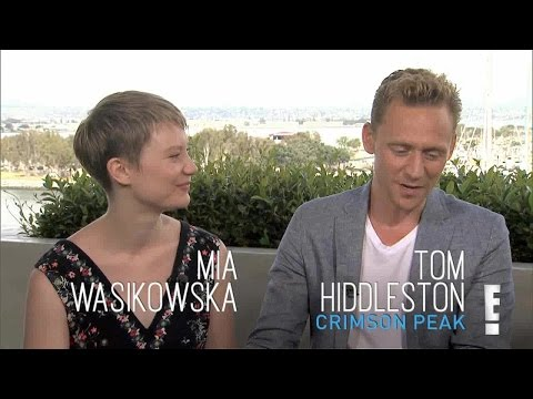 Tom Hiddleston Shows Off His Hot Butt - SDCC 2015 - E! Online