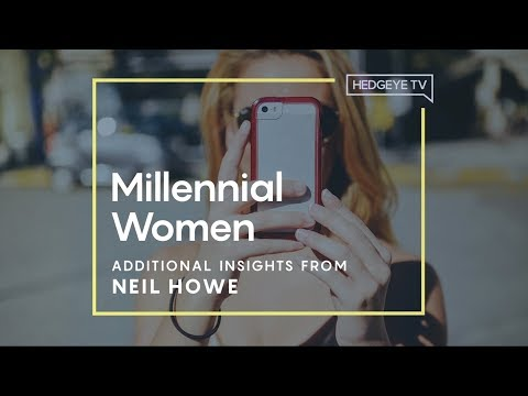Millennial Women: Additional Insights from Neil Howe