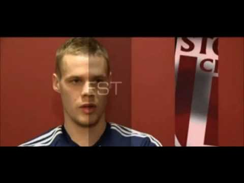 Ryan Shawcross - Team Mates