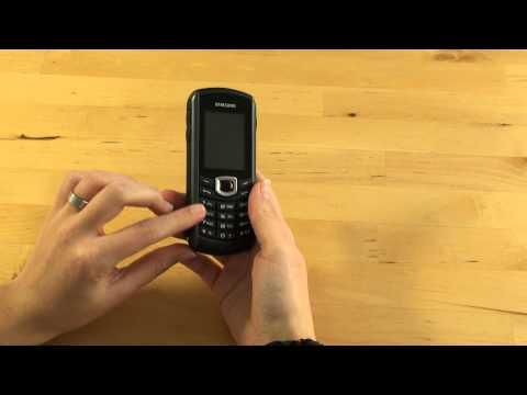 Samsung B2710 Xcover Test Erster Eindruck
