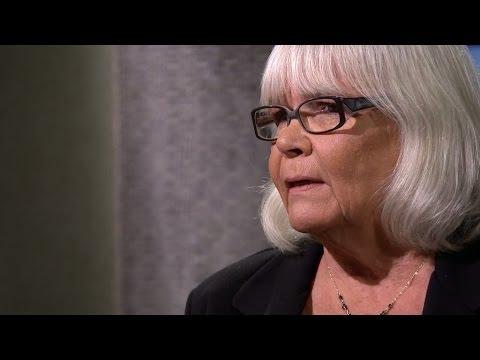 Hon blev kär i Clark Olofsson under dramat vid Norrmalmstorg - Malou Efter tio (TV4)