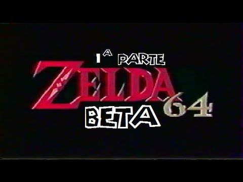 The Legend Of Zelda: 64 Beta ITA [1] La Prima Stanza Di Test Di Ocarina Of Time E Majora's Mask
