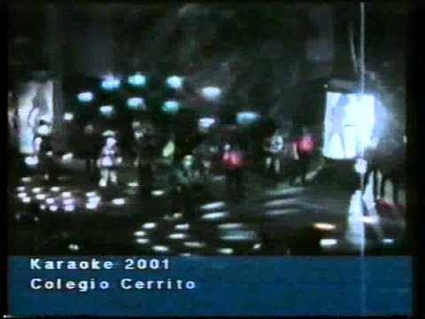 Karaoke 2001 Cerrito.flv