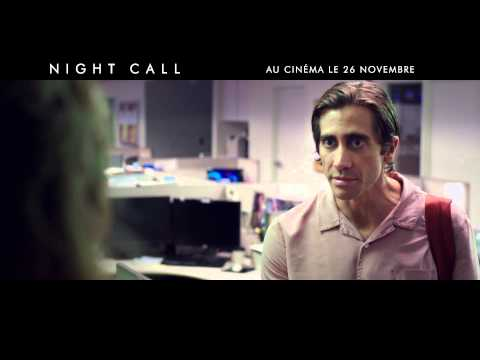 NIGHT CALL – Nouvelle bande annonce VF