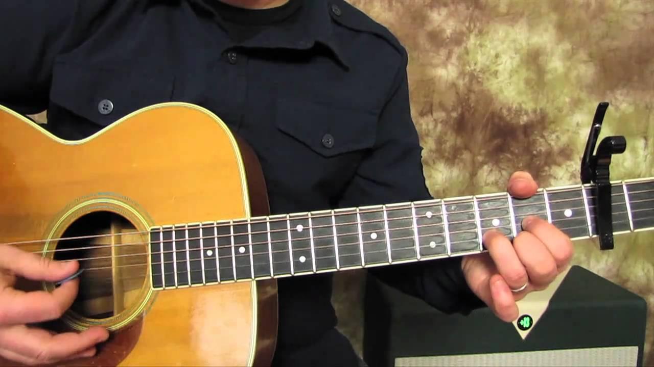 John Denver Country Roads Super Easy Beginner Guitar Lessons On