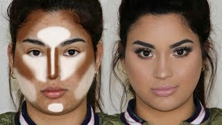 tutorial como maquillarse correctamente paso a paso /Si yo puedo maquillarme asi TU TAMBIEN PUEDES