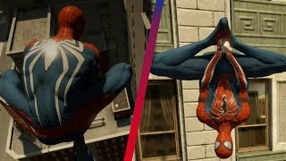 SPIDERMAN PS4 Free Roam (Prototype Suit) - The Amazing Spiderman 2 (PC) MOD