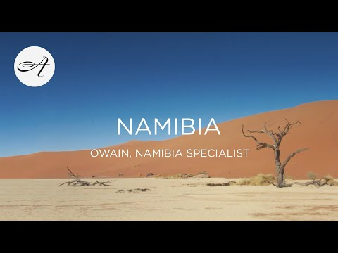My travels in Namibia with Audley Travel