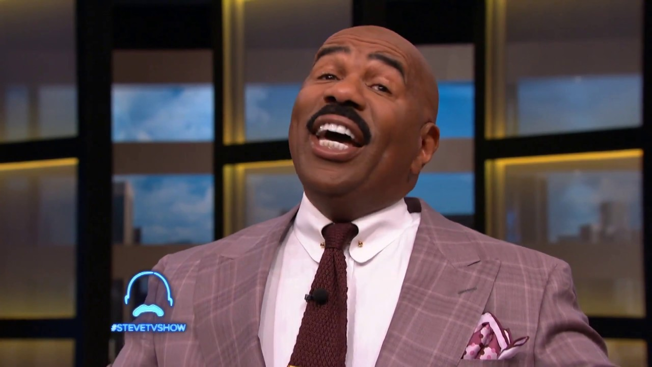 Steve Harvey: 