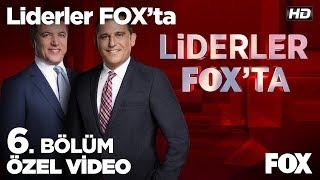 İnce seçilirse CHP'den istifa edecek! Liderler FOX'ta 6. Bölüm | Kemal Kılıçdaroğlu