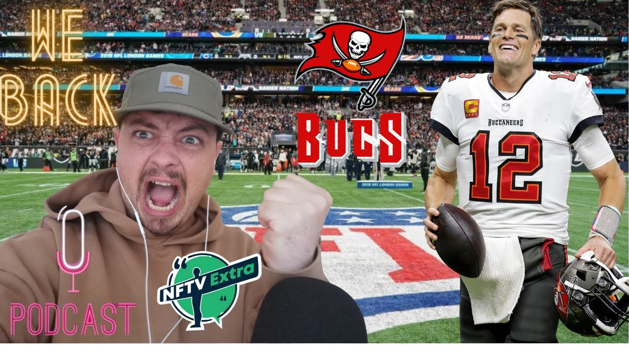 NFL Season is back! Tampa Bay Buccaneers beat the Dallas Cowboys in dramatic finish.