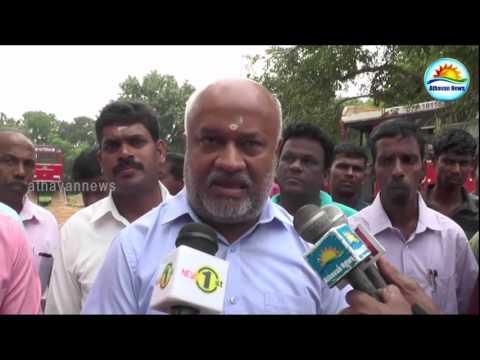 Sri Lanka Transport Board Chairman visited to Killinochchi