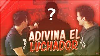RETO ADIVINA EL LUCHADOR (con Carlos)