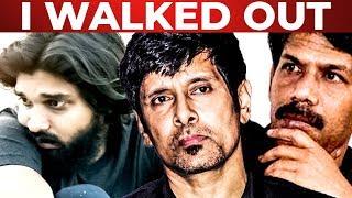 SHOCKING : I walked out of VARMA | Director Bala breaks silence | Dhruv Vikram