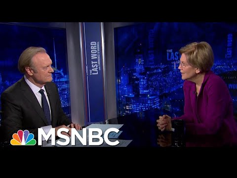 Sen. Warren On Impeachment: 'I Hope We Hold Him Accountable' | The Last Word | MSNBC