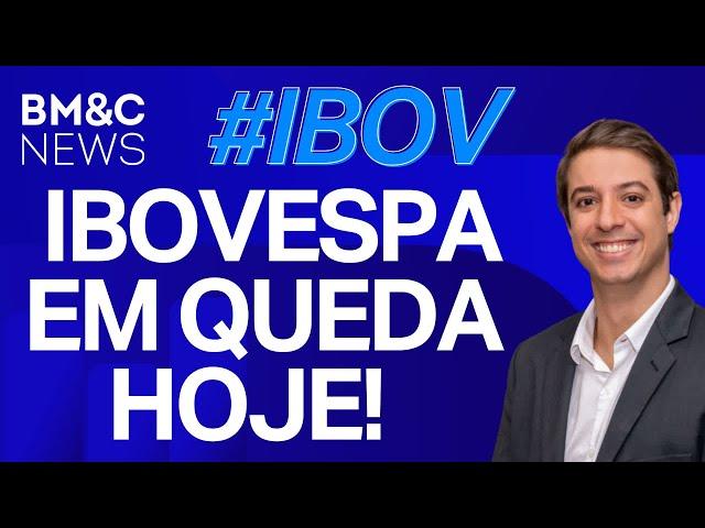 #IBOV: Ibovespa vai continuar caindo?