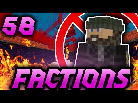 MY TEAM BANNED FOR HACKING?! Minecraft COSMIC Faction Episode 58