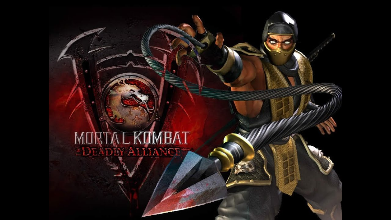 Mortal kombat deadly alliance pcsx2 download