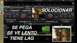 Solucionar Problema de Lag en Reproducción de Videos en Virtual DJ 7 (Tutorial en Español)