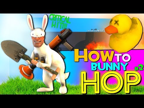 TF2: How to Bunny hop #2