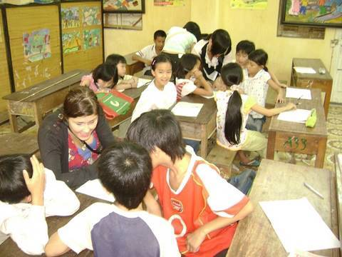 Volunteer Abroad Vietnam Hanoi Teaching English Education Programs Schools Overseas