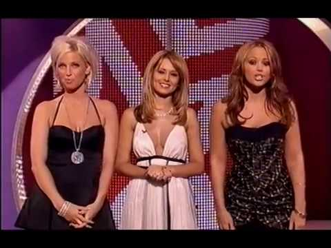 Friday Night project with Girls Aloud