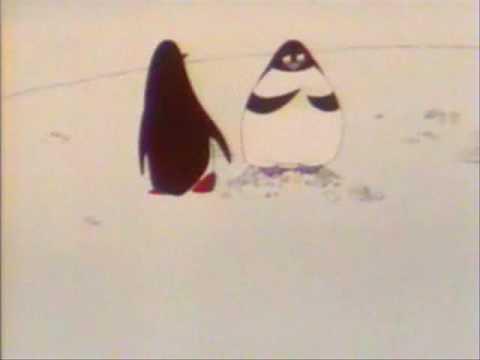 """Мультфильм """"Пингвины"""" часть 1 (Союзмультфильм, 1968)"""