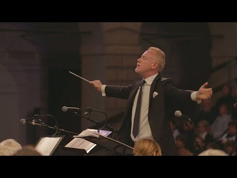 Film composer John Debney conducted his masterpiece The Passion Of The Christ Symphony in Litomysl