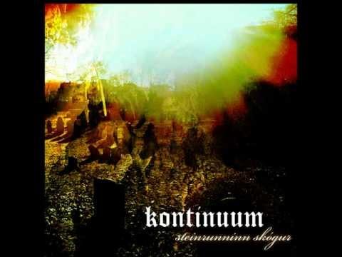 Kontinuum - Steinrunninn Skógur