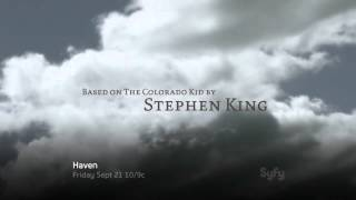 Haven - Season 3 Trailer