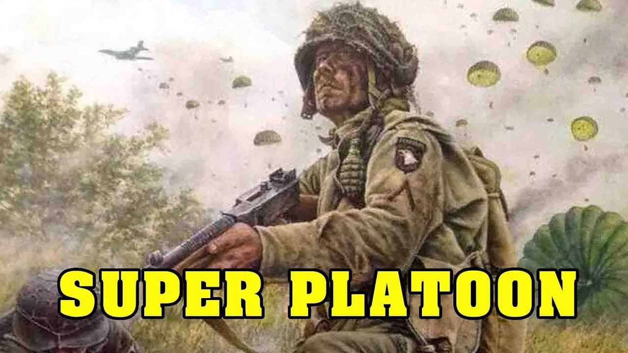 Download Super Platoon aka Black Warrior