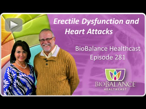 Erectile Dysfunction and Heart Attacks