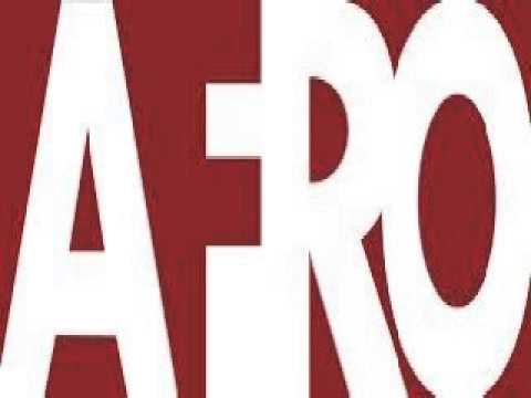 AFRO-ELECTRONIC SOUND