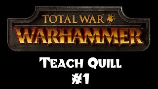 Teach Quill to Play Total War: Warhammer - Part 1