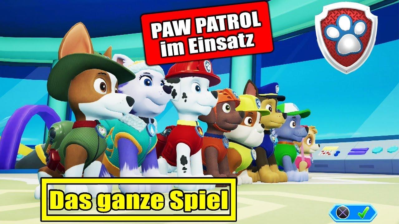 Paw Patrol Online Spiel