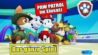 """Paw Patrol """"IM EINSATZ"""" Ganzes Spiel in einem Video! Let's Play Deutsch - Spiel mit mir Games"""
