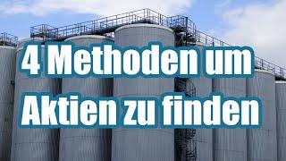 4 Methoden wie man unterbewertete Value Aktien finden kann - AktienMitKopf.de