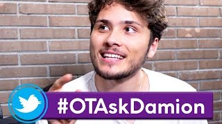 #OTAsk con DAMION FROST   OT 2018