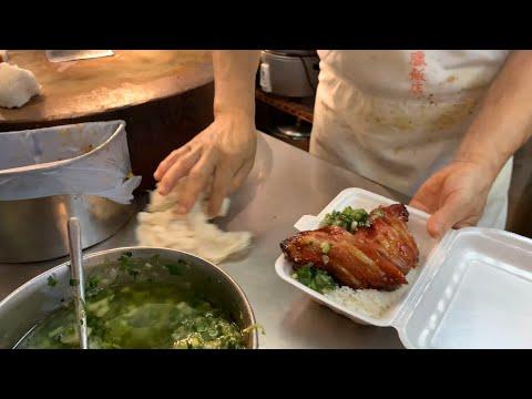 Hong Kong Food | Hong Kong Style Fried Chicken And Char Siu