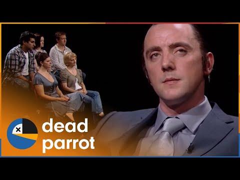 Acting Masterclass - The Peter Serafinowicz Show | Dead Parrot